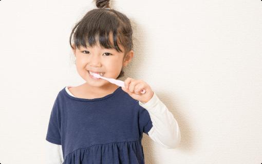 「子供がなかなか歯を磨いてくれない、磨かせてくれない」